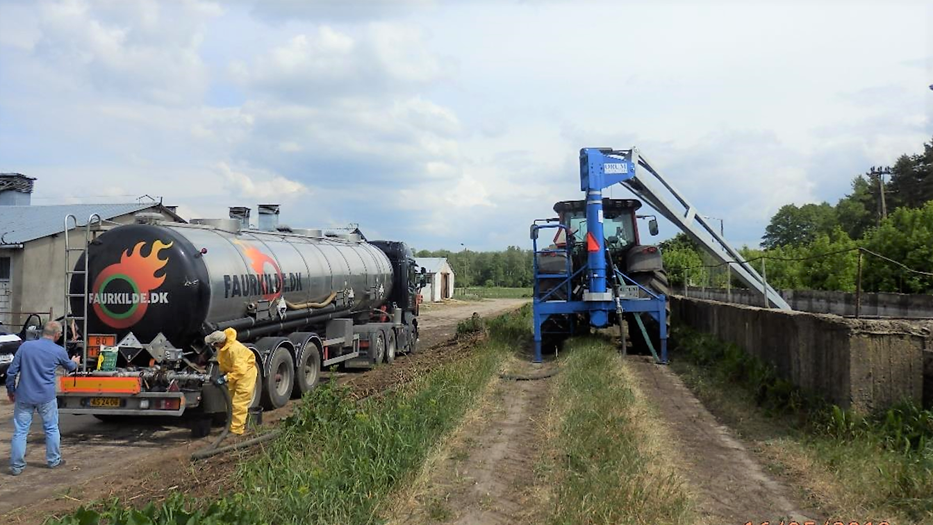 Technical Report: Legal framework analysis of the use of slurry acidification in the Baltic Sea Region countries