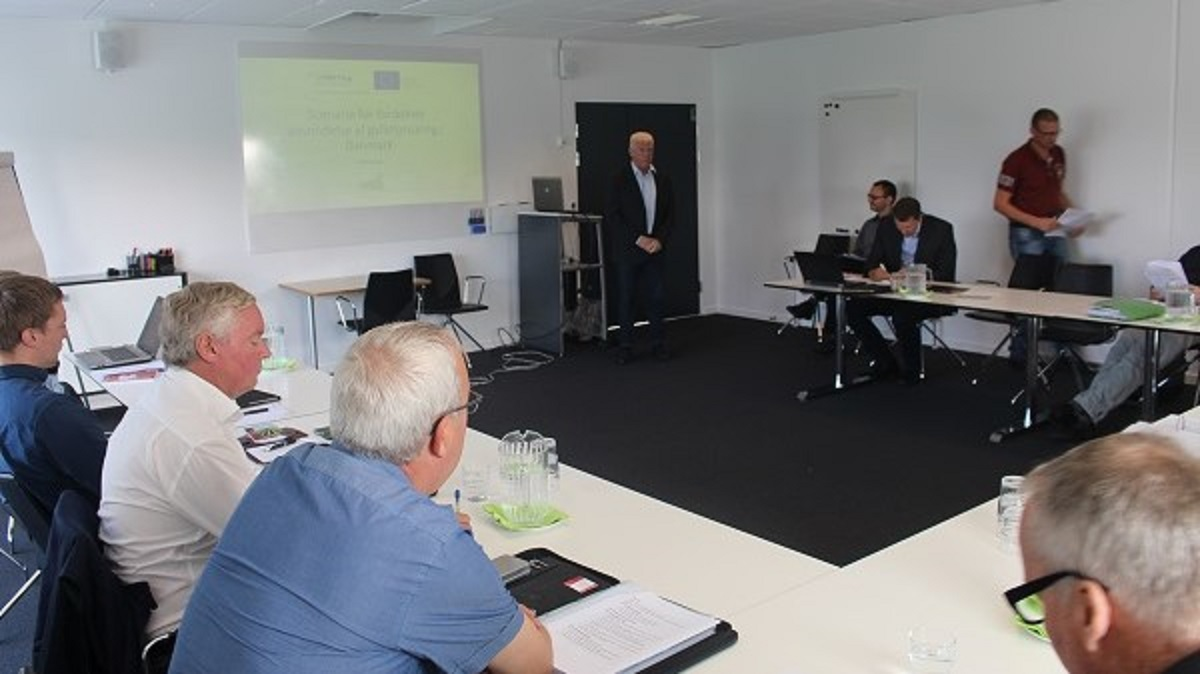 Workshop at DM&E on 19 Septemebr to discuss a scenario for increased use of slurry acidification in Denmark